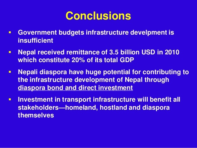 thesis on remittance in nepal Frequently asked questions indo-nepal remittance facility scheme: updated on 24/07/2015 q1 what are the salient features of indo-nepal remittance.