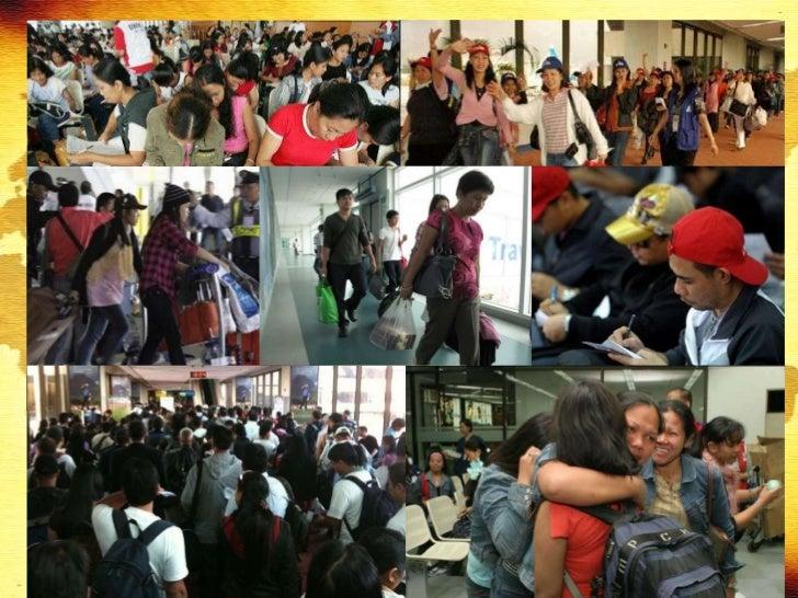 Filipino Diaspora PRASIA's Ministry Focus