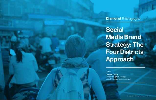 Social Media Brand Strategy: The Four Districts Approach Social Media Brand Strategy: The Four Districts Approach Diamond ...