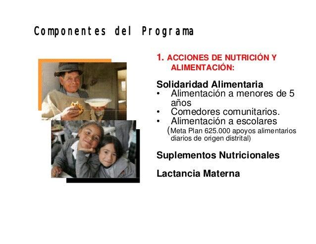 Programa bogota sin hambre colombia for Comedores escolares bogota