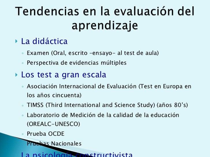 Diaz barriga evaluacion educativa y aprendizaje for Definicion de cuarto