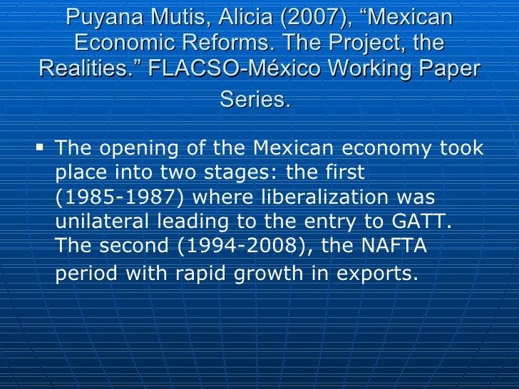 How NAFTA Failed Mexico