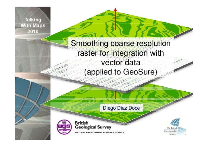 Talking With Maps   2010              Smoothing coarse resolution              raster for integration with                ...
