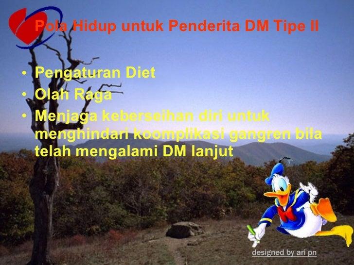 Tatalaksana Pasien Diabetes