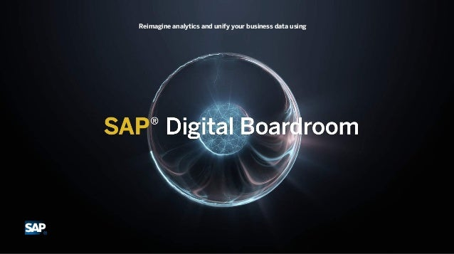 Reimagine analytics and unify your business data using