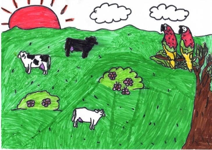 Dibujamos animales 5º b