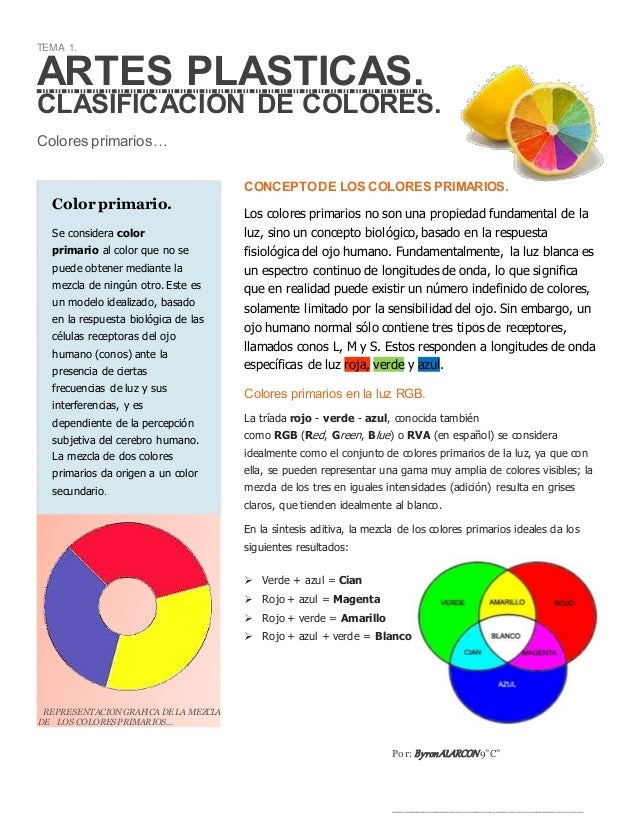 Artes pl sticas colores y poligonos - El color en la arquitectura ...