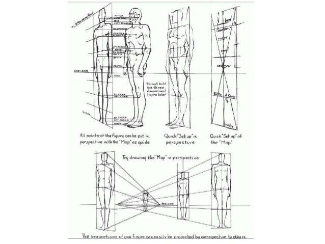 dibujo de caras, manos y pies, escorzo de la figura humana
