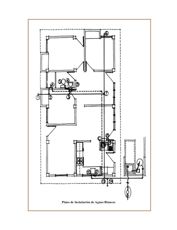 Dibujo de instalaciones