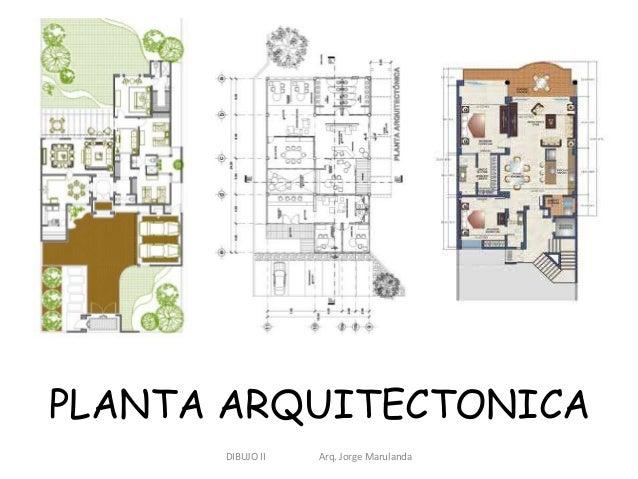 Dibujo de plantas fachadas y cortes for Tecnicas de representacion arquitectonica pdf