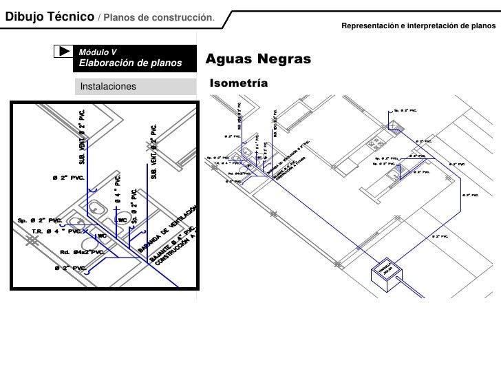 Dibujo de proyectos civiles for Plano de planta dibujo tecnico