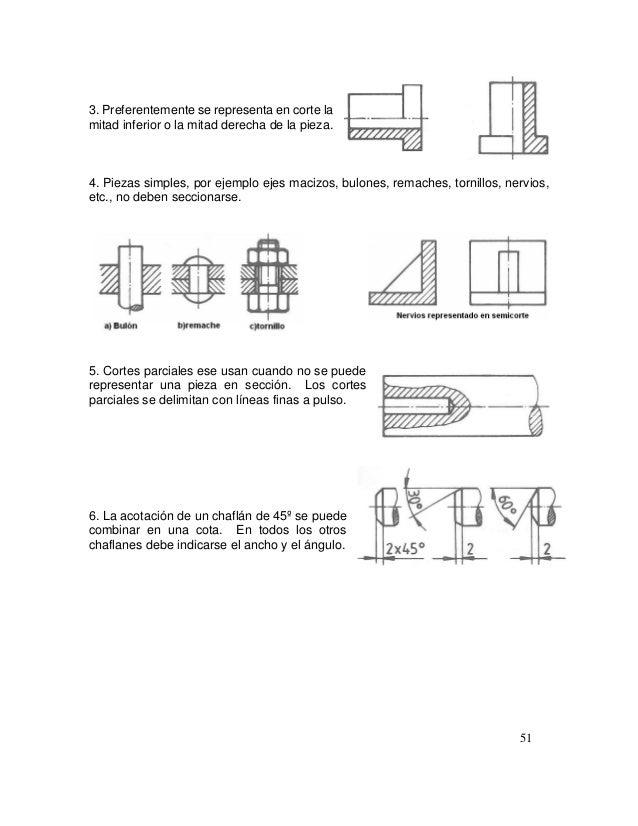 Dibujo e interpretación de elementos estructurales.