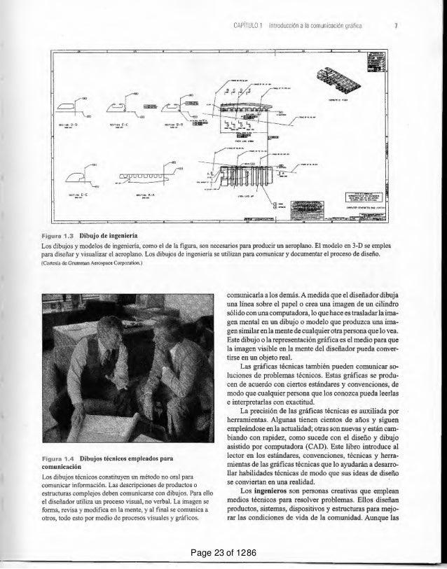 Dibujo en ingeniera y comunicacin grfica bertoline wiebe mille
