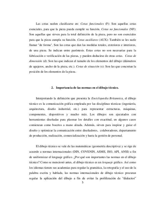 Dibujo Tcnico II