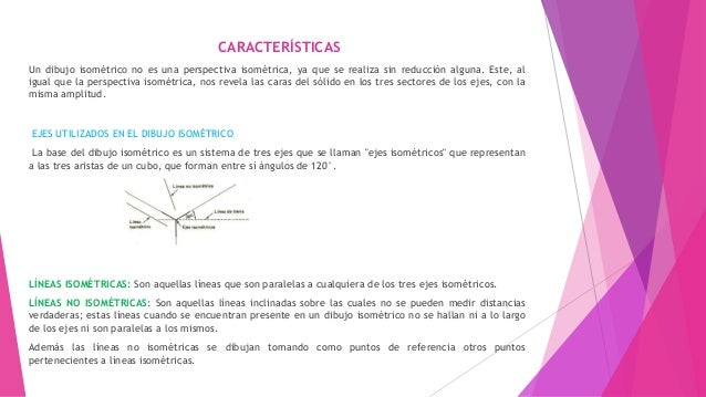 Dibujo Isometrico