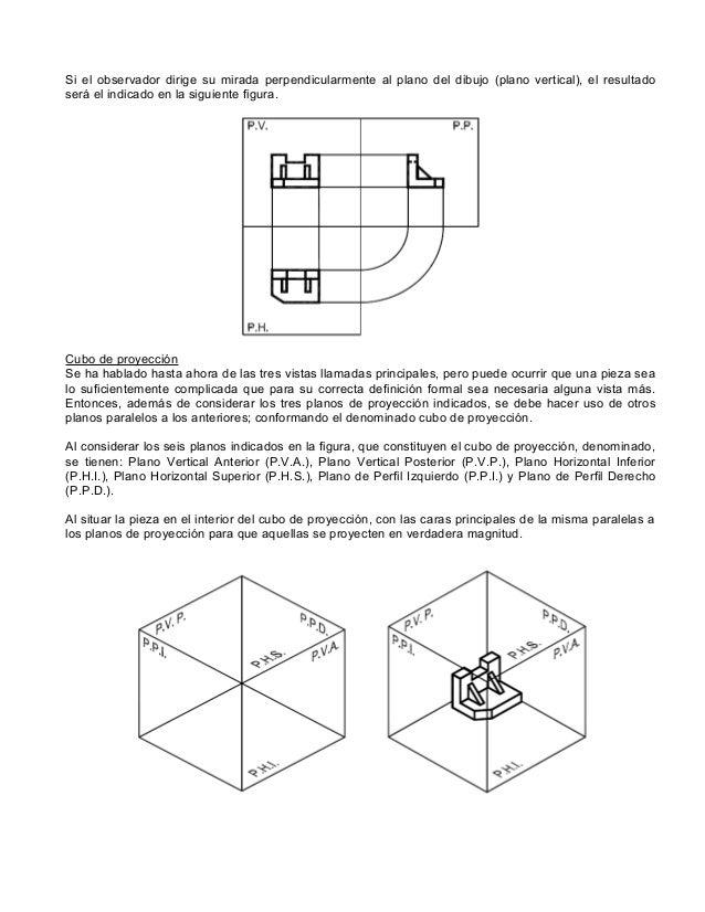Dibujo proyecciones vista parcial auxiliar local detalles for Hacer planos en linea