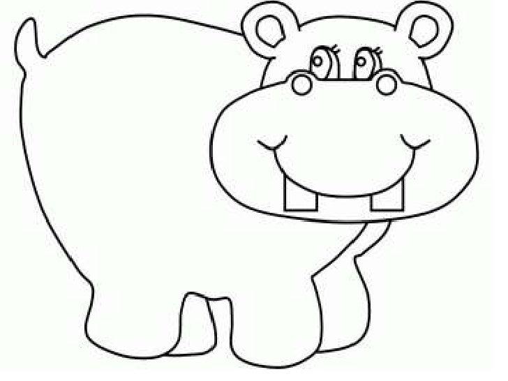 Dibujos De Animales Salvajes Para El Cuadro