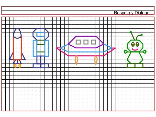 Dibujos En Cuadriculas C02 (1