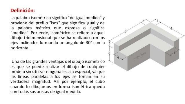Dibujos isometricos autocad