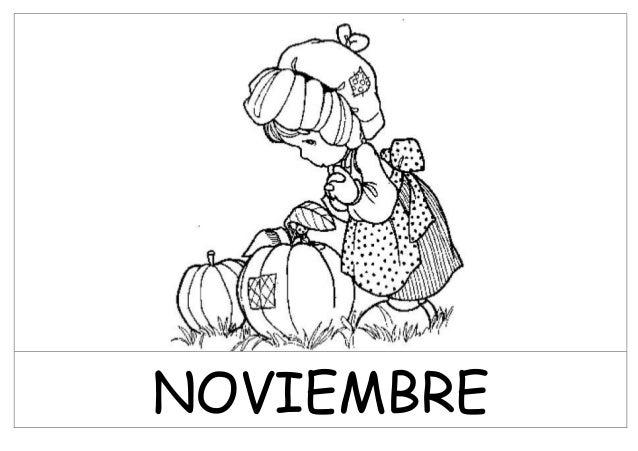 Dibujos meses del año blanco y negro.pfd