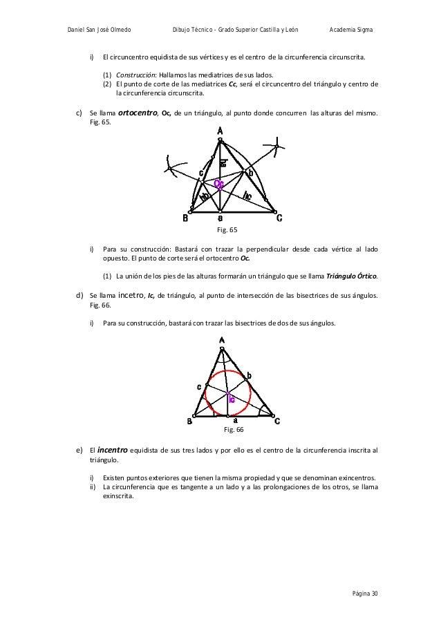 Dibujo Tecnico Grado Superior Castilla Y Leon Bloque 1