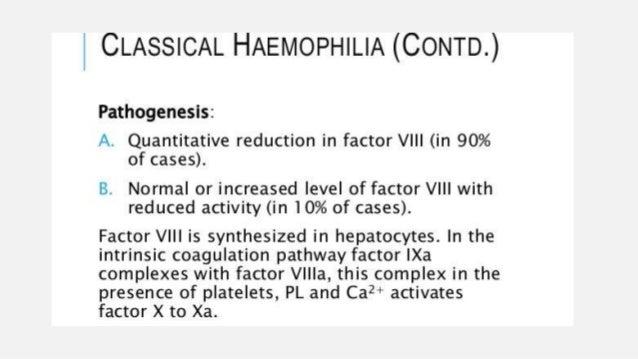 •Etiology • • drugs • ■■ vitamin K antagonist (e.g. Warfarin) – diminished production of functional Factors II, VII, IX, X...