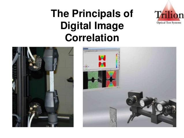 digital image correlation+thesis Thesis (phd)--stellenbosch university, 2017 measuring fracture properties using digital image and volume correlation: decomposing the j-integral for mixed-mode.