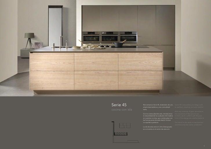 Mobiliario de cocina Dica