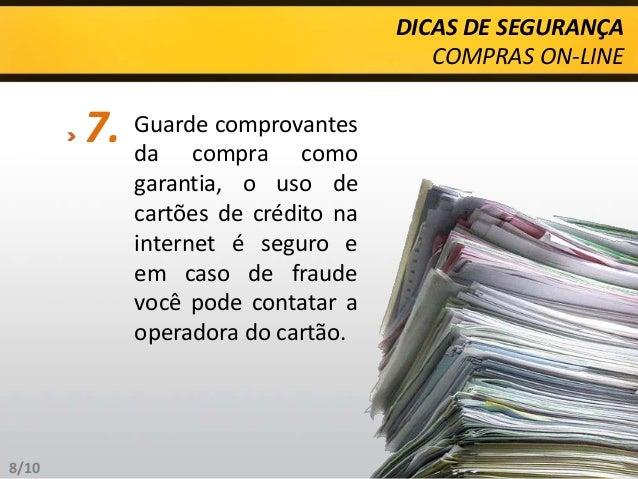 Dicas de Segurança para Comprar pela Internet ad42e11331