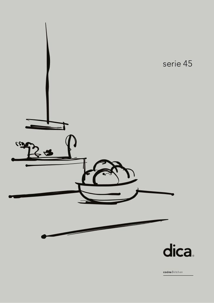 serie 45cocina kitchen