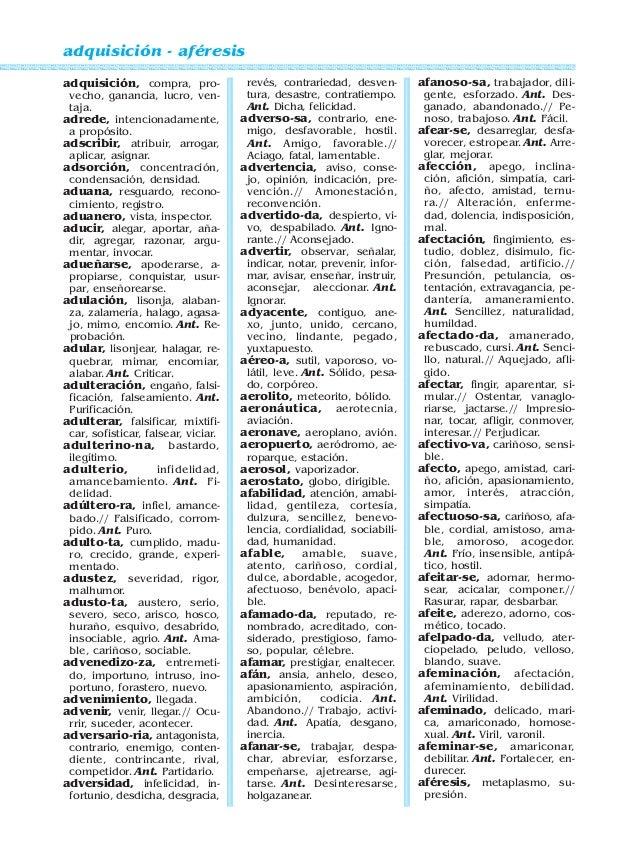 Expresiones hechas Lengua espaola lxicoantnimos - photo#27