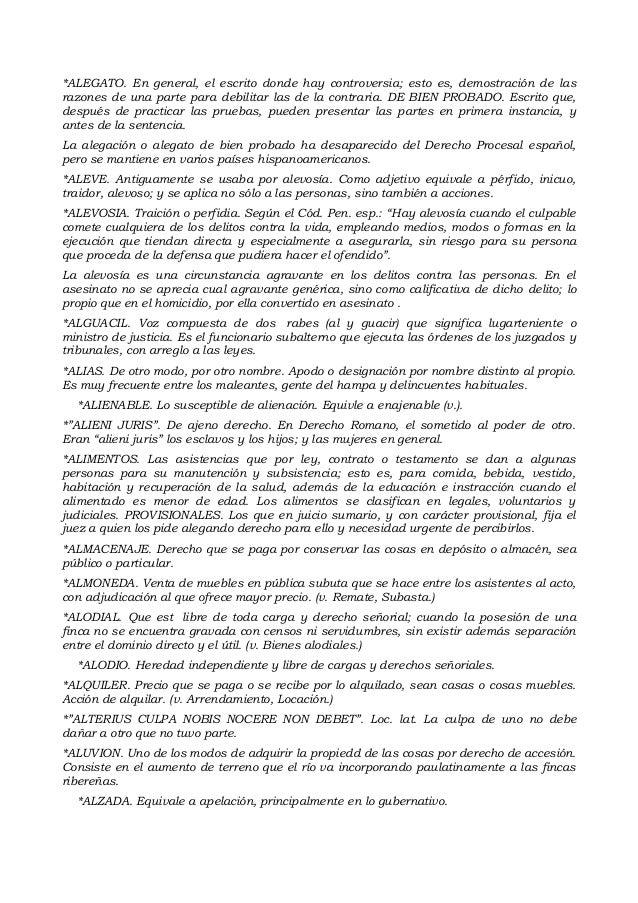 Diccionario juridico de cabanellas online dating 8