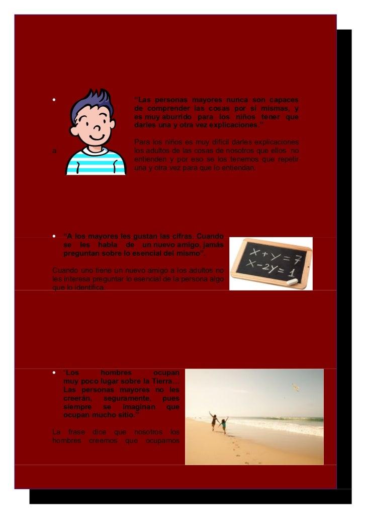 Diccionario De Frases Alucivas Del Principito