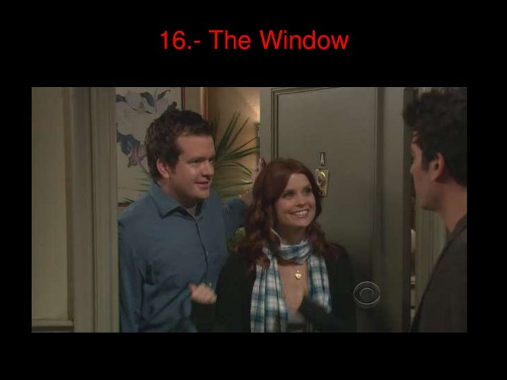 16.- The Window