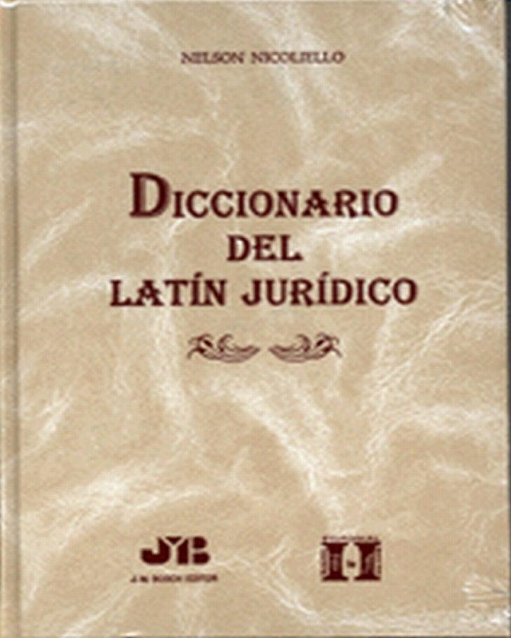Diccionario En Latin 86