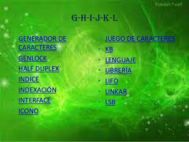 Diccionario informático Slide 3