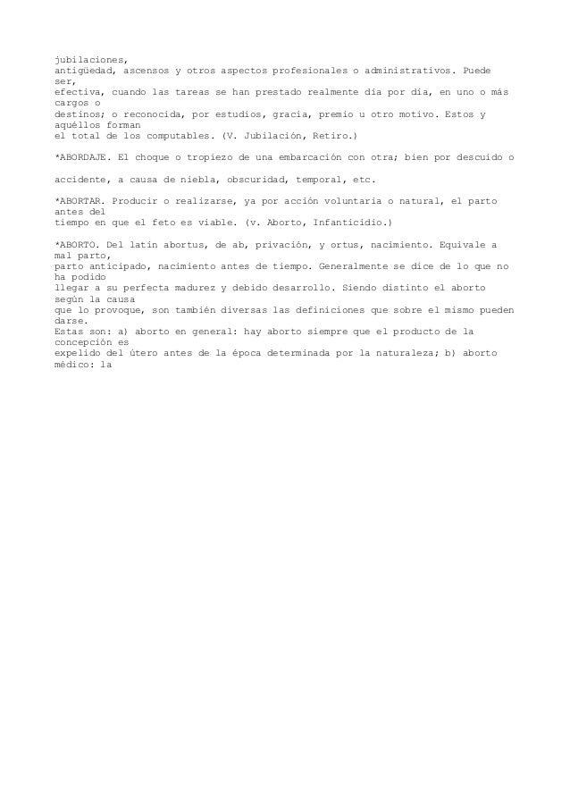 Diccionario juridico de cabanellas online dating 1