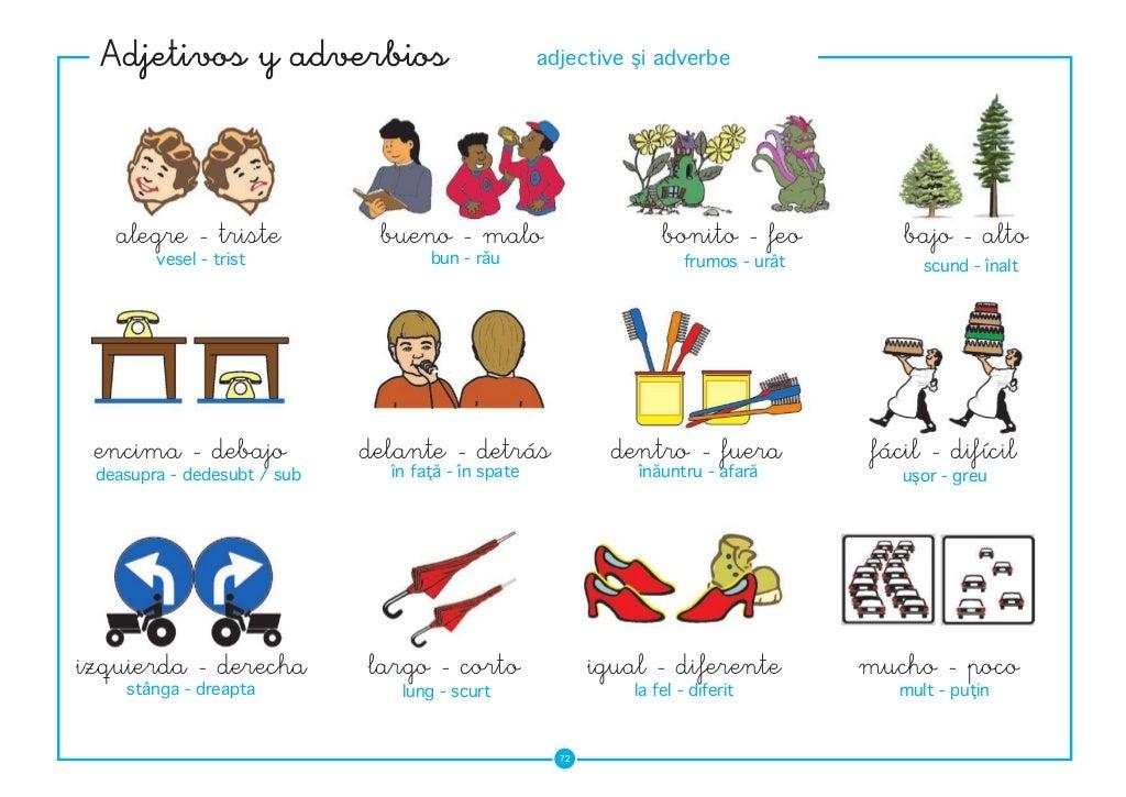 Diccionario visual rumano-español
