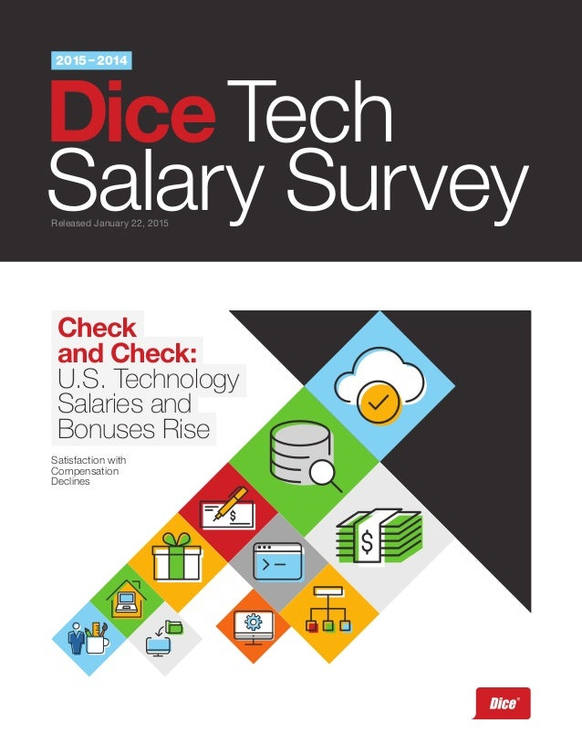 Dice tech salary survey_2015