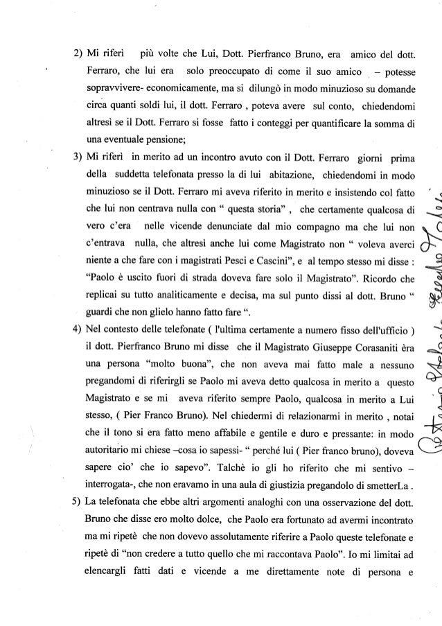 Dichiarazione pv foiani 11 11 2014 Slide 2