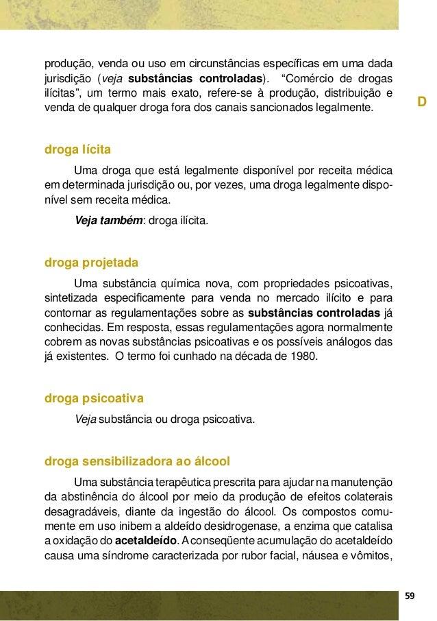 Remédio de alcoolismo da Espanha