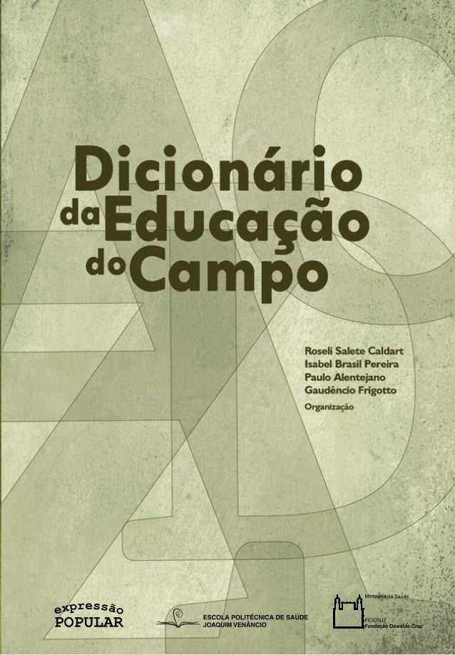 Fundação Oswaldo Cruz Presidente Paulo Ernani Gadelha Vieira Escola Politécnica de Saúde Joaquim Venâncio Diretor Mauro de...