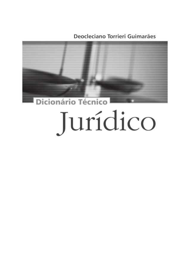Deocleciano Torrieri Guimarães (in memoriam) 14ª Edição