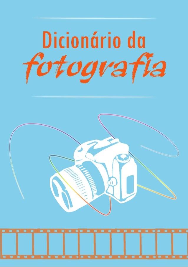 Dicionário da Fotografia