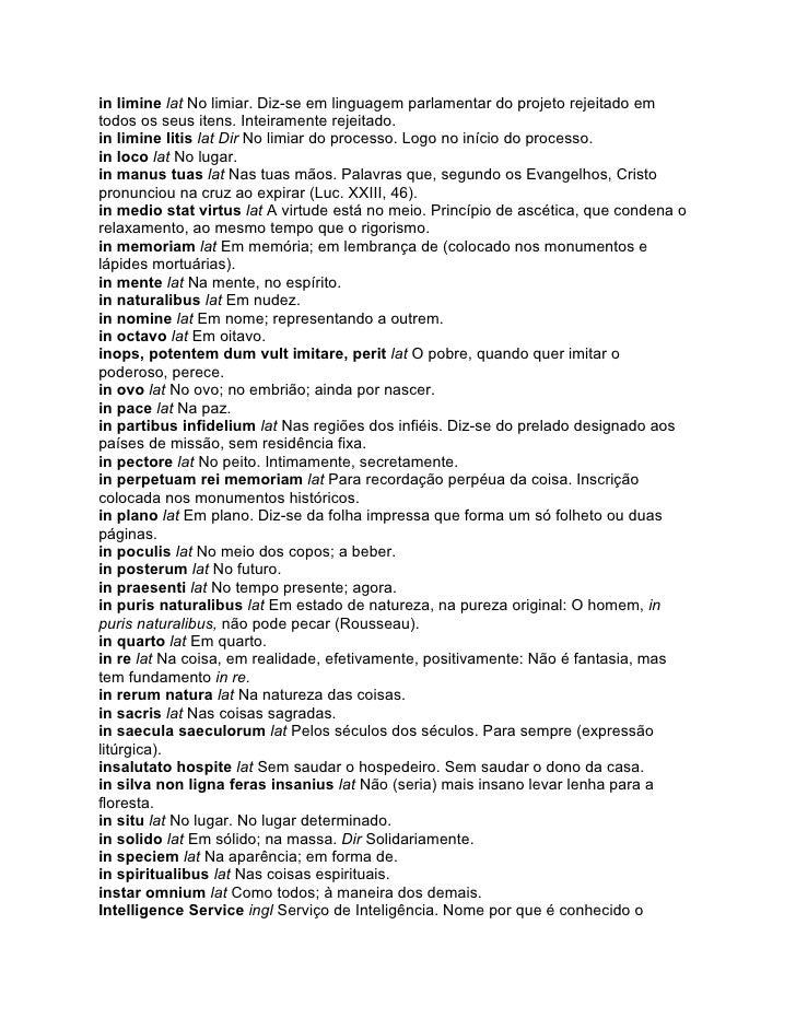 Dicionrio de latim