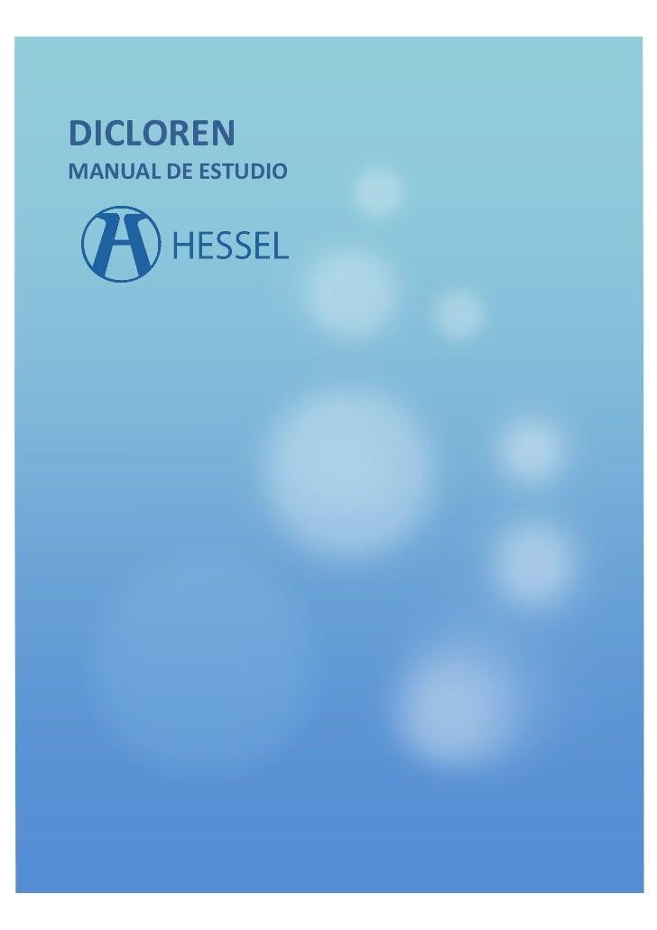 DICLOREN MANUAL DE ESTUDIO