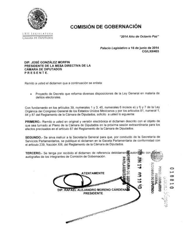 Dictamen CAP Comision de Gobernacion_18junio2014