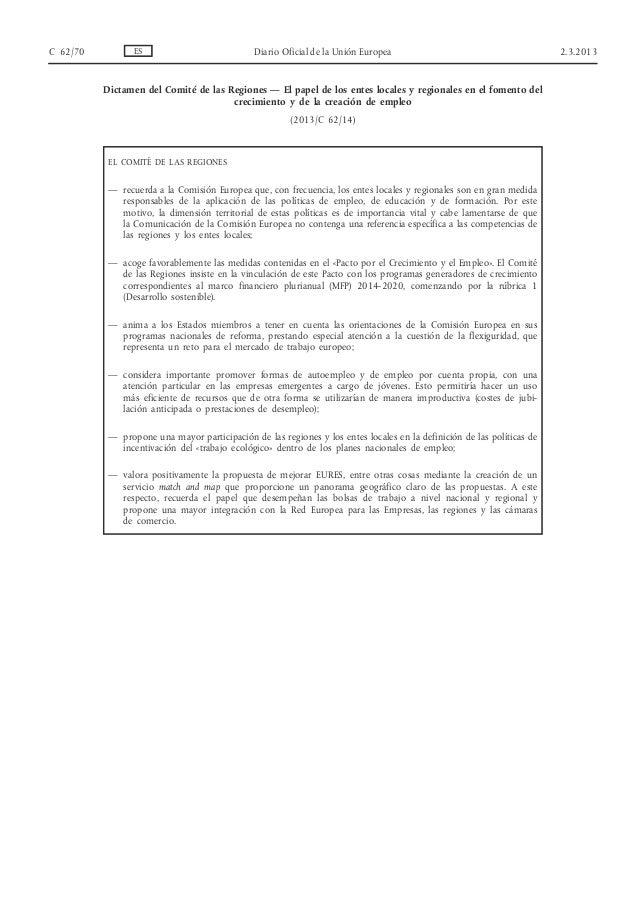 C 62/70          ES                           Diario Oficial de la Unión Europea                                        2....