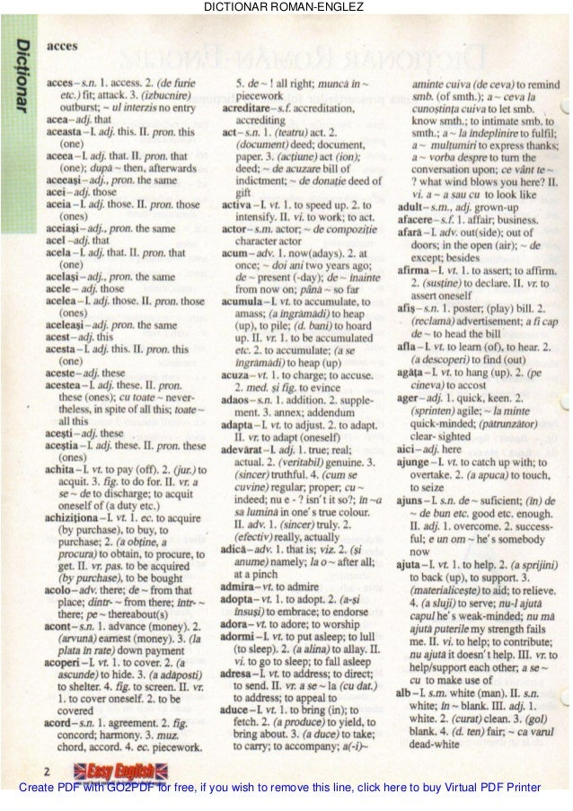 download dictionar roman spaniol pdf