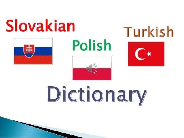 Slovakian  Polish